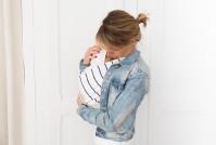 Porte-bébé écharpe > Bondi > Studio Roméo // Blog 9 MOI(S) d'envies à Nantes, mode grossesse et maternité, mode femme, mode enfants, décoration, couture, cuisine, lifestyle...